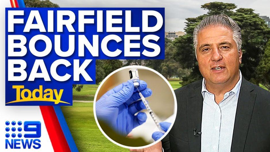 Fairfield bounces back from harsh Sydney lockdown restrictions | Coronavirus | 9 News Australia